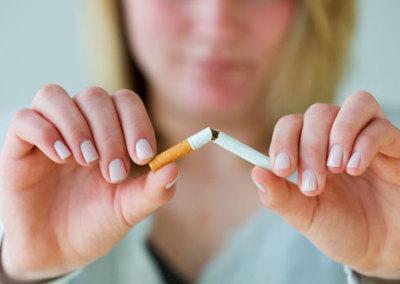 Stoppen met roken (verslavingen)